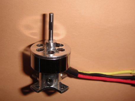 QuadPod Motor